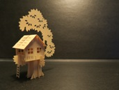 pop-up treehouse