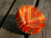 fisch, chinese origami